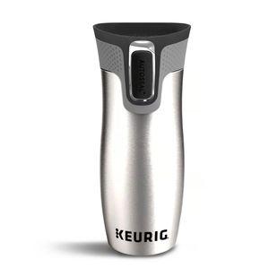 Keurig Contigo Stainless Steel Travel Mug 14Oz